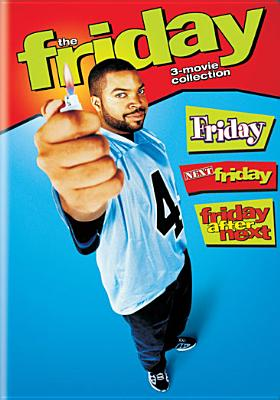 FRIDAY 1-3 COLLECTION BY ICE CUBE (DVD)